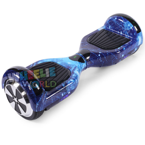 Blue Galaxy Hoverboard